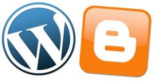 wordpress to blogger