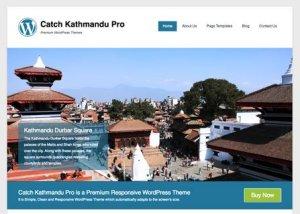 Catch Kathmandu or Catch Kathmandu child theme Catch Kathmandu pro you decide